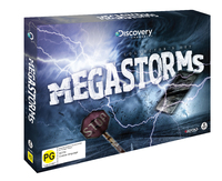 Megastorms Collector's Set on