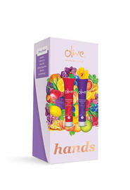 Olive Body Gift Pack - Hands
