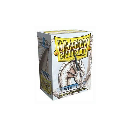 Dragon Shield Card Sleeves White image