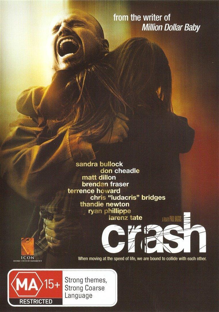 Crash on DVD image