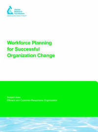 Workforce Planning for Successful Organization Change by PA Consulting Group Inc. image
