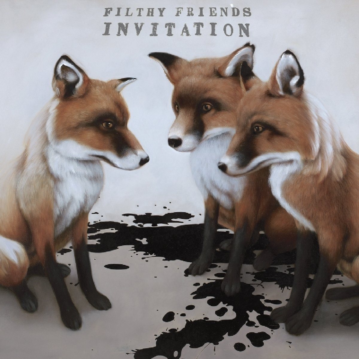 Invitation (LP) by Filthy Friends image