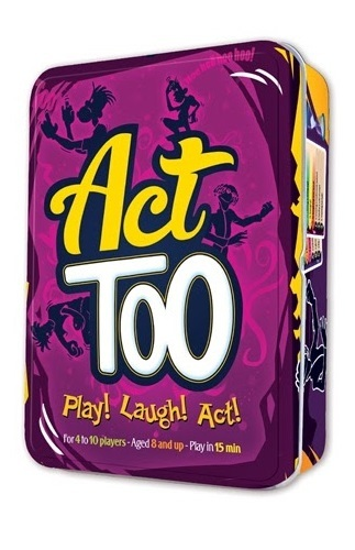 Act Too - Card Game image
