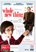 Whole New Thing on DVD