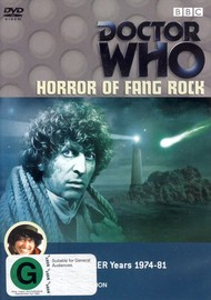 Doctor Who: Horror of Fang Rock on DVD image