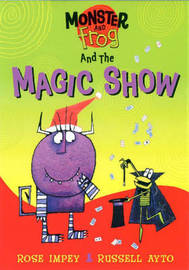 The Magic Show by Rose Impey image