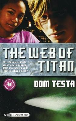 Web of Titan by Dom Testa image