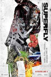 Superfly on DVD