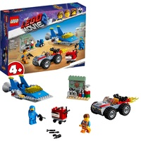 The LEGO Movie 2 - Emmet & Benny's 'Build & Fix' Workshop! (70821)