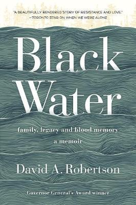 Black Water by David A Robertson image