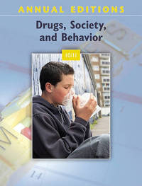 Annual Editions: Drugs, Society, and Behavior 10/11 by Hugh Wilson image