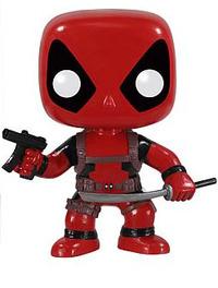 Marvel Deadpool Pop! Vinyl Bobble Head Figure image