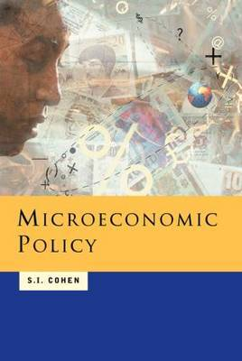 Microeconomic Policy by Solomon Cohen