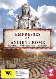 Empresses Of Ancient Rome on DVD