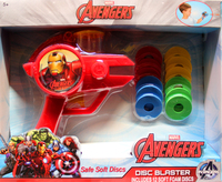Marvel: Avengers Foam Disc Shooter