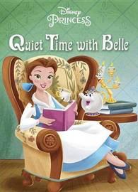 Quiet Time with Belle by Andrea Posner-Sanchez