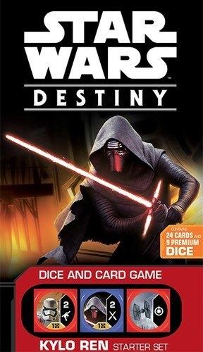 Star Wars Destiny: Kylo Ren Starter Set image