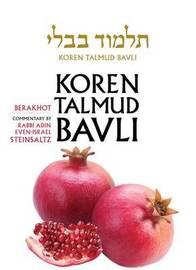 Berakhot, Darf Yomi by Adin Steinsaltz