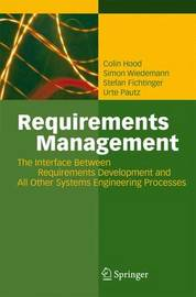 Requirements Management by Colin Hood