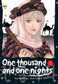 One Thousand and One Nights: v. 2 by Jin-Seok Jeon image