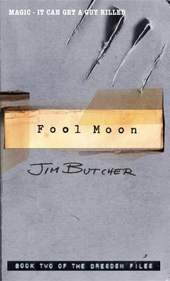 Fool Moon (The Dresden Files #2) by Jim Butcher image
