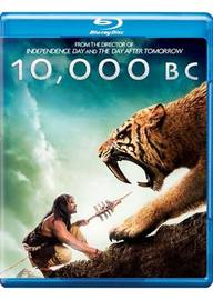 10,000 BC on Blu-ray image