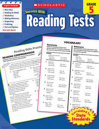 Reading Tests, Grade 5 image
