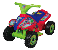 PJ Masks: 6V Motorised - Ride-On Quad Bike