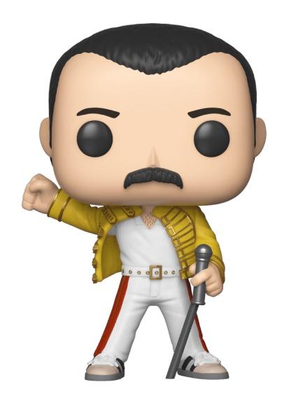 Queen - Freddie Mercury (Wembley 1986) Pop! Vinyl Figure
