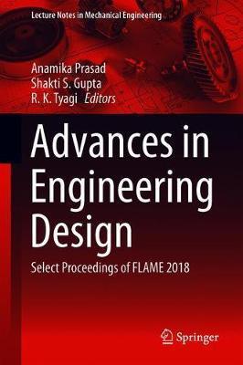 Advances in Engineering Design image