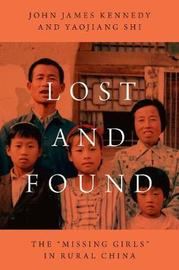 Lost and Found by John James Kennedy
