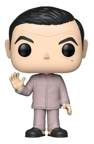 Mr Bean (Pajamas Ver.) - Pop! Vinyl Figure (with a chance for a Chase version!)