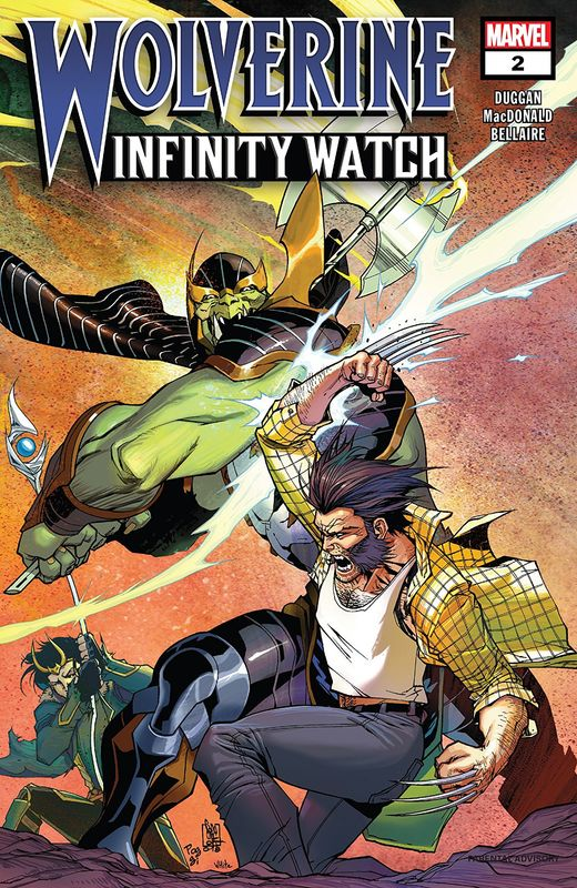 Wolverine: Infinity Watch - #2 by Gerry Duggan