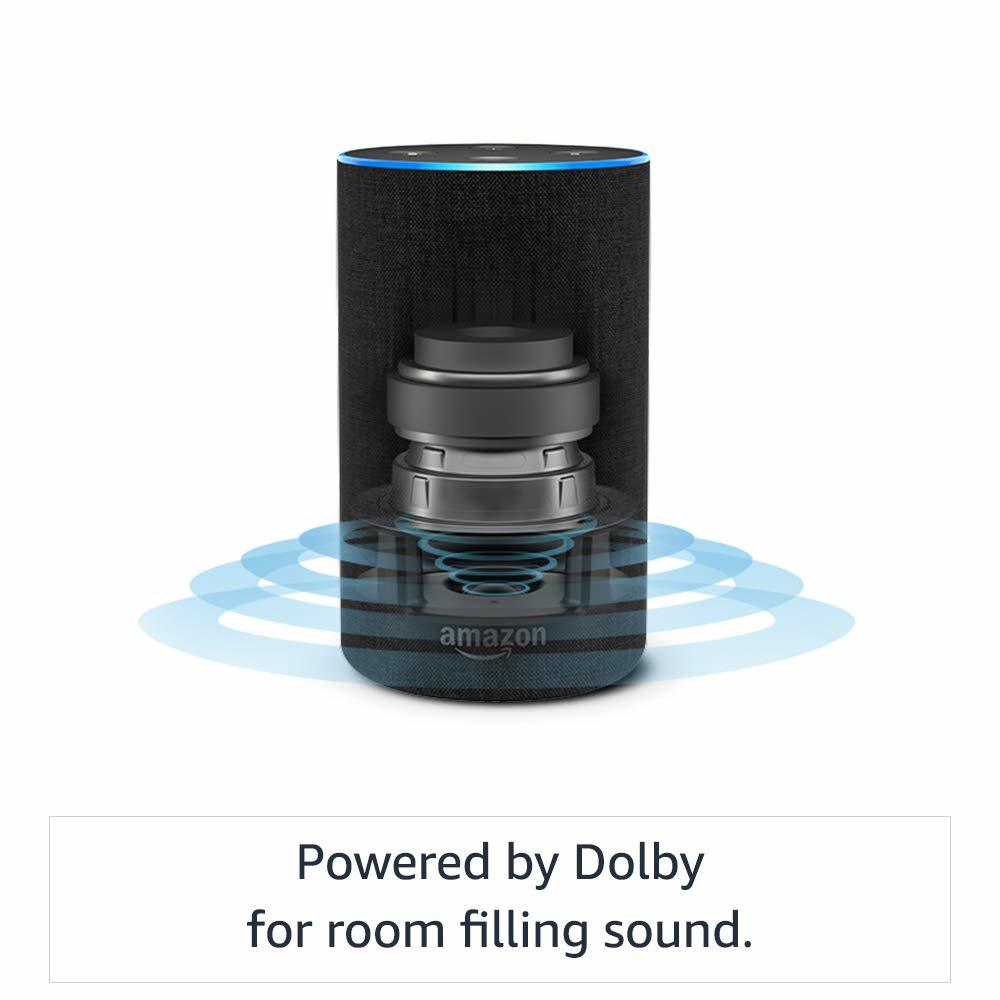 Amazon: Echo (2nd Generation) Speaker image