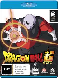Dragon Ball Super Part 9 (eps 105-117) on Blu-ray