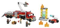 LEGO City: Fire Command Unit (60282)