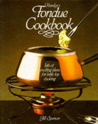 Fondue Cookbook by Alison Burt image