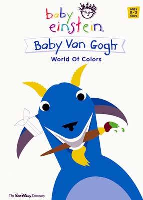 Baby Einstein - Baby Van Gogh: World Of Colours on DVD