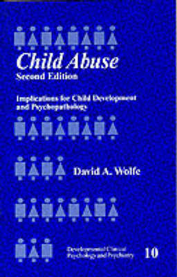 Child Abuse by David A Wolfe