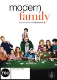Modern Family - The Complete Sixth Season DVD