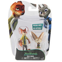 Zootopia: Nick & Finnick - Character Pack