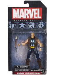Marvel Infinite Action Figure - Thunderstike