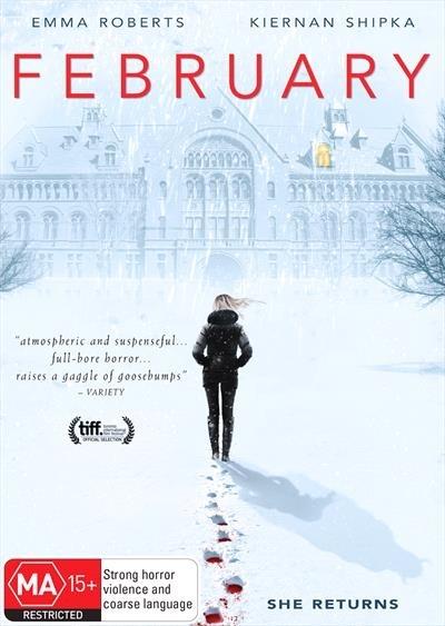 February on DVD