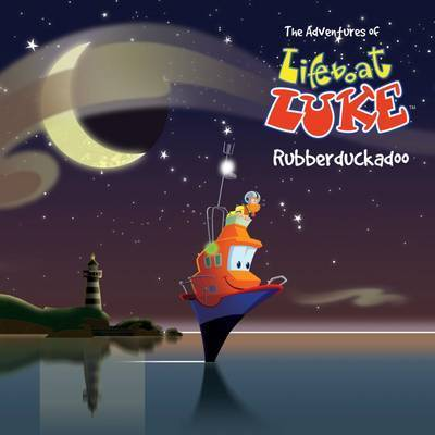 Lifeboat Luke by Richard Morss