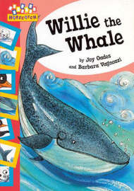 Willie The Whale by Joy Oades image