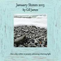 January Stones 2013 by Gill James image
