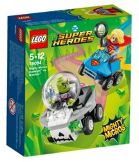 LEGO Super Heroes: Mighty Micros - Supergirl vs. Brainiac (76094)
