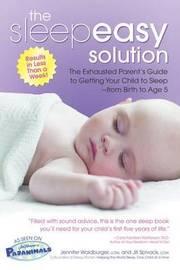 Sleepeasy Solution by Jennifer Waldburger image