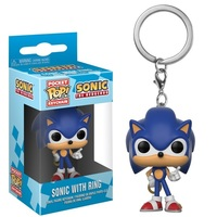 Sonic the Hedgehog - Pocket Pop! Key Chain image