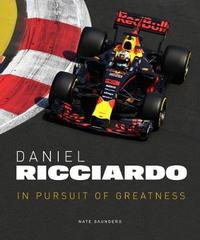 Daniel Ricciardo by Nate Saunders